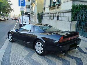 Acura Nsx Coupe 1991 Black For Sale  Jh4na1152mt000457