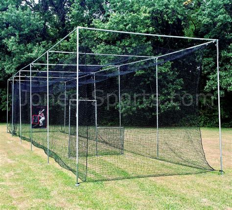 Batting Cage Net Netting Backyard Baseball Practice