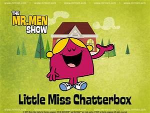 Little Miss Chatterbox Wallpaper   www.pixshark.com ...