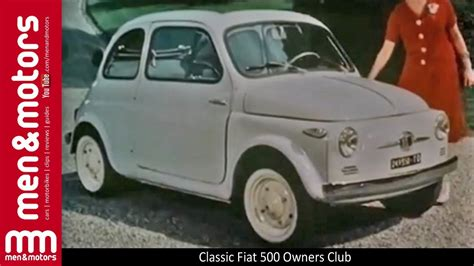 Fiat Owners by Classic Fiat 500 Owners Club