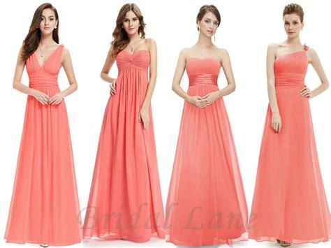 dark coral bridesmaid dresses bridal lane cape town