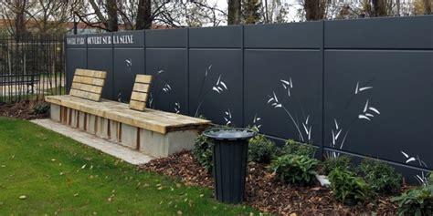 Clôtures Décoratives  Moderne  Jardin  Nantes Par