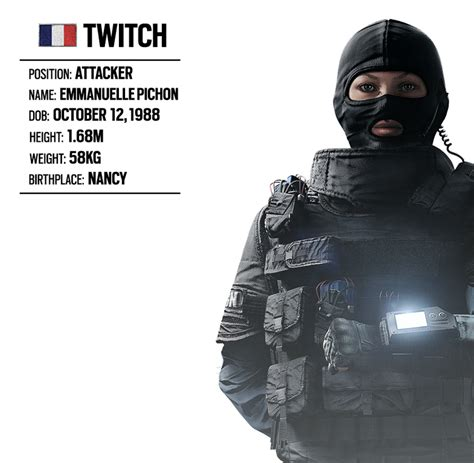 siege adidas rainbow six siege trailer profiles the gign mp1st
