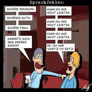 Hartz 4 Satz Berechnen : sprachfehler von anjo politik cartoon toonpool ~ Themetempest.com Abrechnung