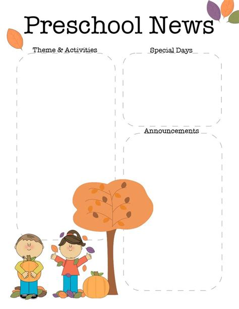 17 best ideas about preschool newsletter templates on 578 | bf9504c92da18bf0e61efca02d0b1da3