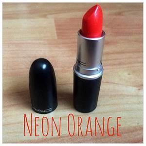 Bright Orange Lipstick Mac | www.imgkid.com - The Image ...