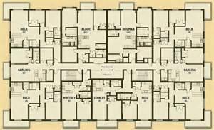 Building Plans Apartment Building Floor Plans Apartment Building Floor Plans On Apartments With Cluster Floor