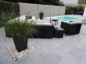 Schöne Terrassen Ideen : ideen f r die terrasse mit naturstein ~ Orissabook.com Haus und Dekorationen