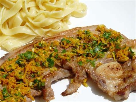 cuisiner des tendrons de veau les meilleures recettes de gremolata et veau