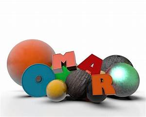 3d Name Wallpaper With Spheres by Omar Ysaza - Advanced ...