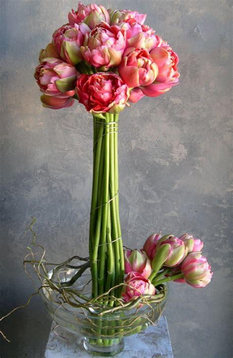 peinture chambre romantique l 39 floral moderne jolis arrangements de fleurs fraîches