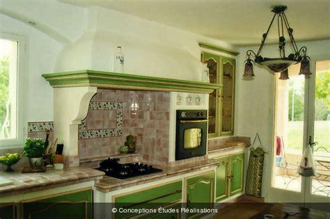 cuisine en siporex photos hotte cuisine 39 39 provençale 39 39