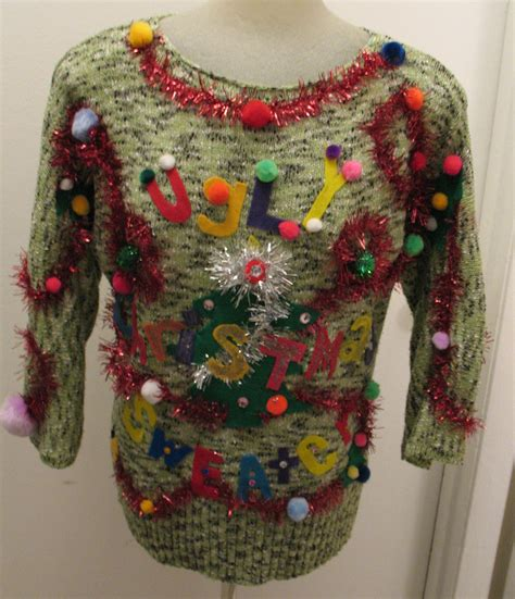 igly sweater tacky x sweater ideas on