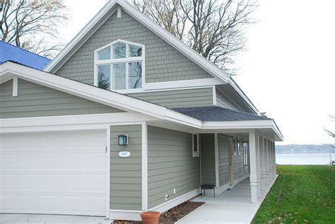 exterior finish mi west michigan design build