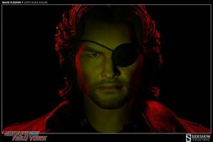 Snake Plissken ESCAPE FROM NEW YORK Sideshow Collectibles ...