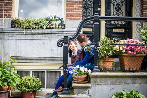 Photoshoot Amsterdam By Dario Endara Pre Wedding Photography