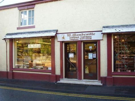 Mandeville's Bakery In Holmes Chapel