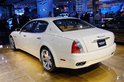 Maserati Quattroporte Collezione Cento Photo Gallery