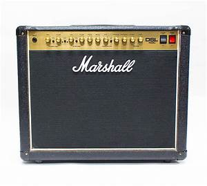 Marshall Dsl40c 40w 1 X 12 Tube Guitar Combo Amplifier Amp