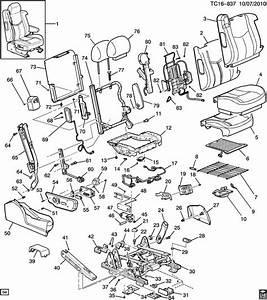 Chevrolet Silverado Seat Adjuster  Recliner  Motor Kit