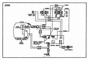 Homelite Lri2500 Generator Ut