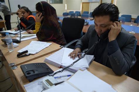 bureau de recensement le pakistan recense sa population avec retard et réticence