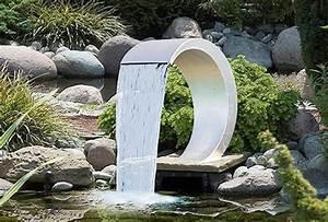 Wasserfall Für Pool : design wasserfall ubbink cobra edelstahl teich und pool ~ Michelbontemps.com Haus und Dekorationen