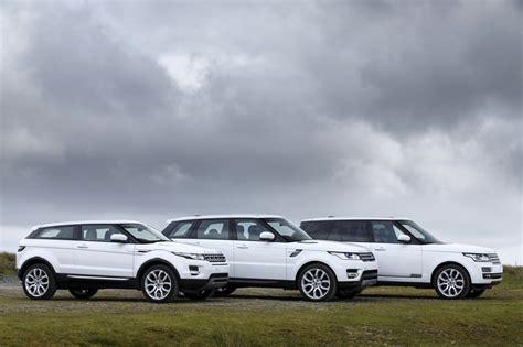 Range Rover Turns 45 Years Old