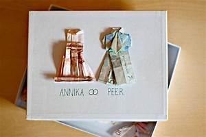 Idee Geldgeschenk Hochzeit : sachenmachen ein hochzeitsgeschenk geschenke geschenke geldgeschenke hochzeit und geschenk ~ Eleganceandgraceweddings.com Haus und Dekorationen