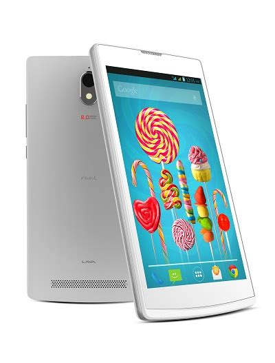 lava iris alfa l perfection gets bigger lava mobiles