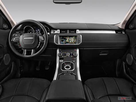 evoque land rover interior 2016 land rover range rover evoque interior u s news