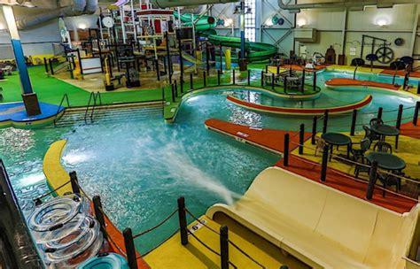 indoor water park in atlantic iowa