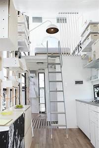 Petit Lit 2 Places : lit mezzanine adulte et am nagement de petits espaces ~ Teatrodelosmanantiales.com Idées de Décoration