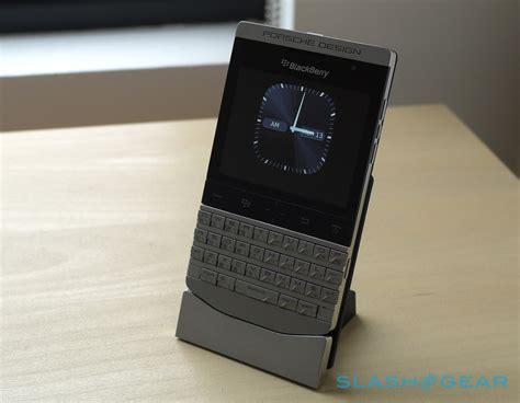 blackberry porsche design blackberry porsche design p 9981 review slashgear