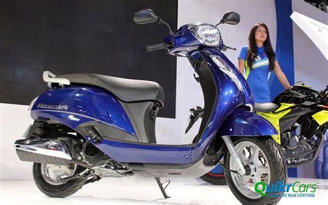 Suzuki Access Review by Look Suzuki Access 125 Auto Expo 2016