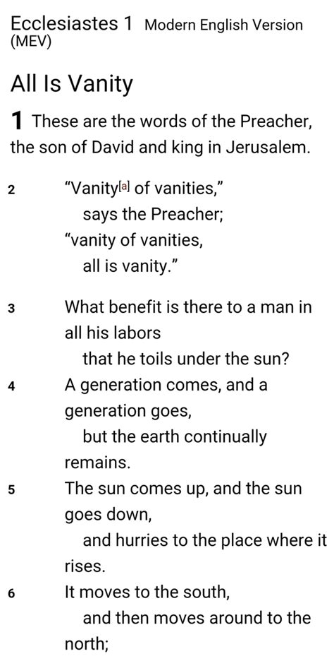 What Does Vanity Means by What Does Vanity Of Vanities Quora