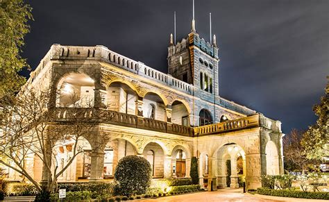 highly sought  historic wedding venues  sydney