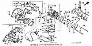 Honda Ex5500 A Generator  Jpn  Vin  Gx360