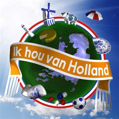 ik hou van holland arrangement super het rheins