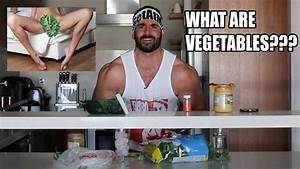 Dom Mazzetti Goes Vegan