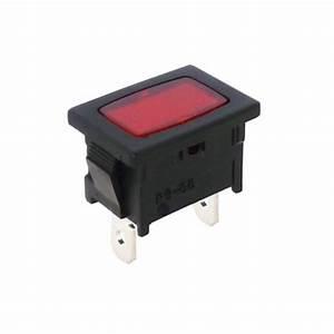 Rectangular Indicator Light