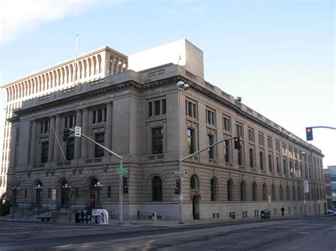United States Post Office, Courthouse, And Custom House