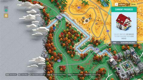 lego champions speed influence board forza horizon locations location bricks unlock needed everything