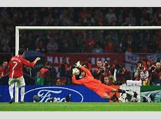 A closer look at the 2008 Champions League final penalty