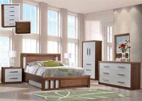 mobilier chambre à coucher en noyer chambre à coucher