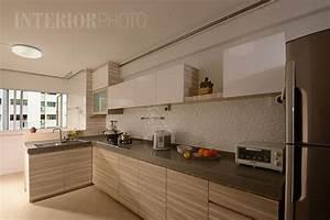 bedok 3 room flat interiorphoto professional With 3 room flat kitchen design singapore