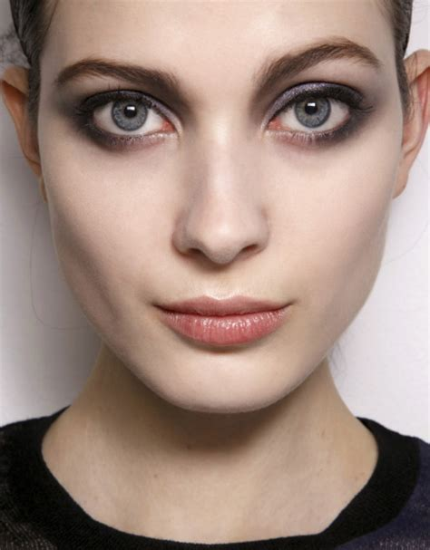 create  smokey eye  blue eyes stylecaster