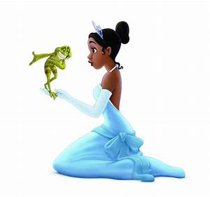 Naveen the Frog and Tiana from Disney's Princess and the ...