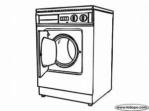 washing machine coloring page With electronics homepage