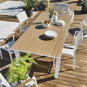 Salon De Jardin Gifi 2018 : salon de jardin bois blanc id es de d coration ~ Melissatoandfro.com Idées de Décoration
